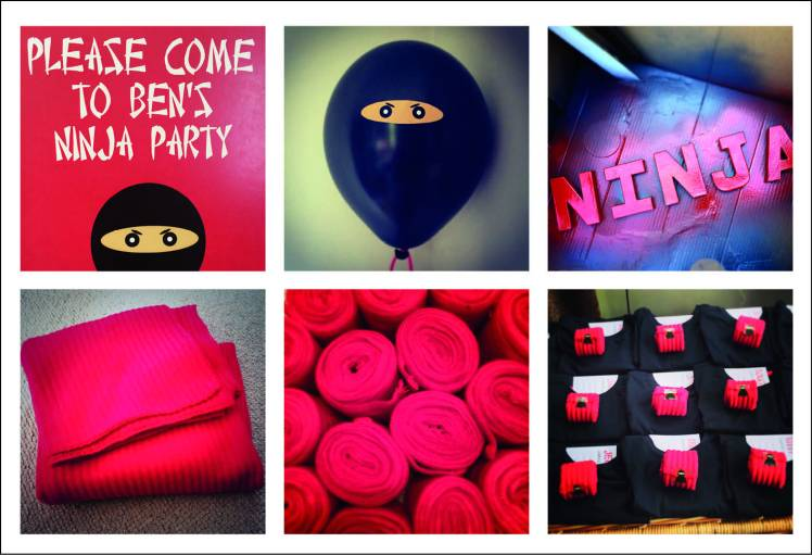 Ninja blog pics