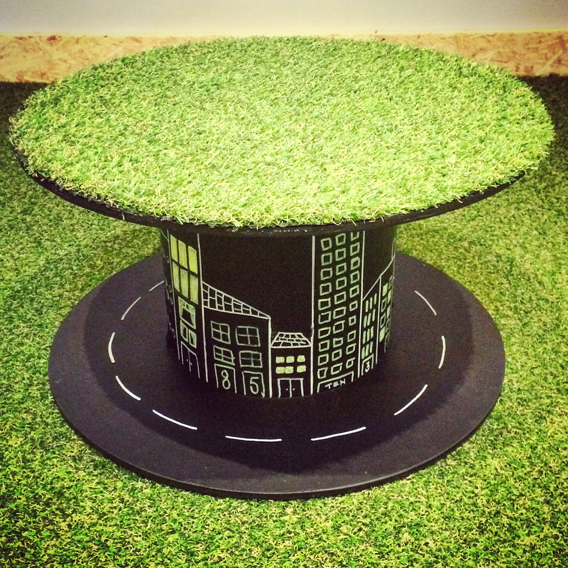 Cable Reel Play Table All Round Creative Junkie