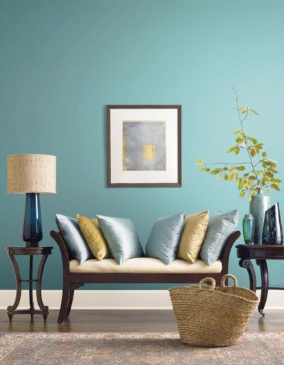 Pinterest blue:teal